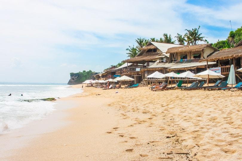 Bali Guide - Balangan Beach