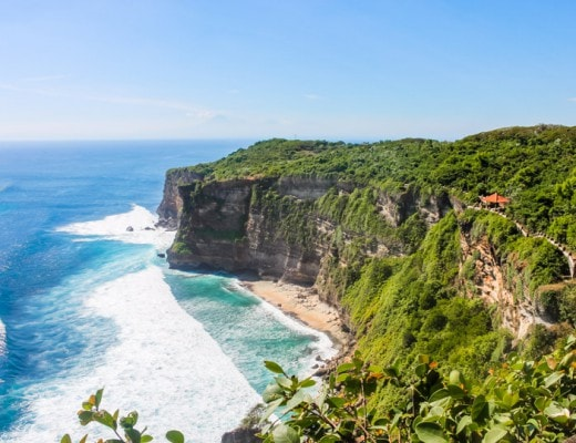 Bali Guide - Uluwatu Monkey Temple