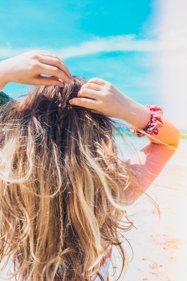 Summer Vibes & beach hair in Lombook, Travel