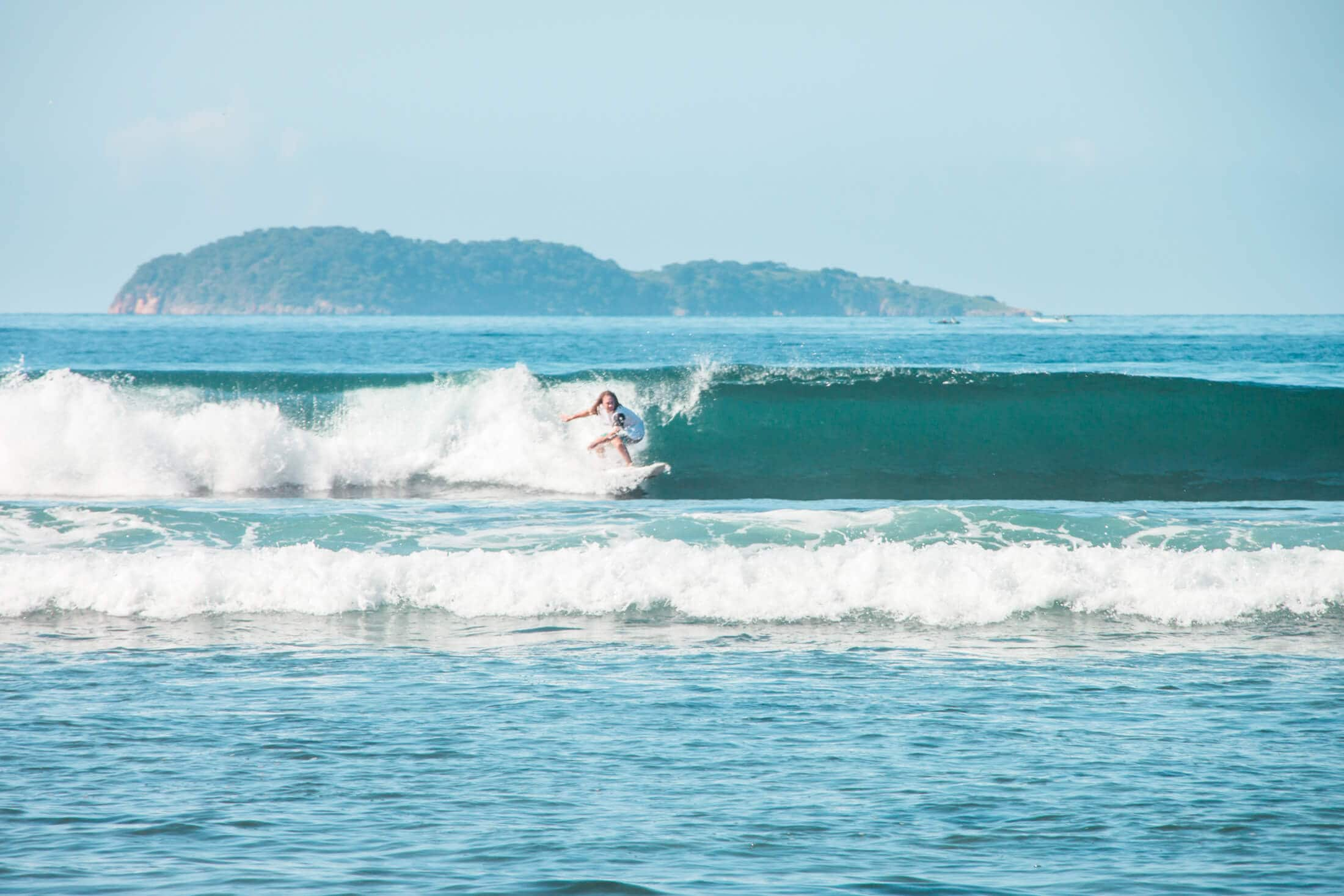 Surfing in Kertasari - Whales & Waves Resort in Sumbawa, Indonesia - The most amazing place I've ever been