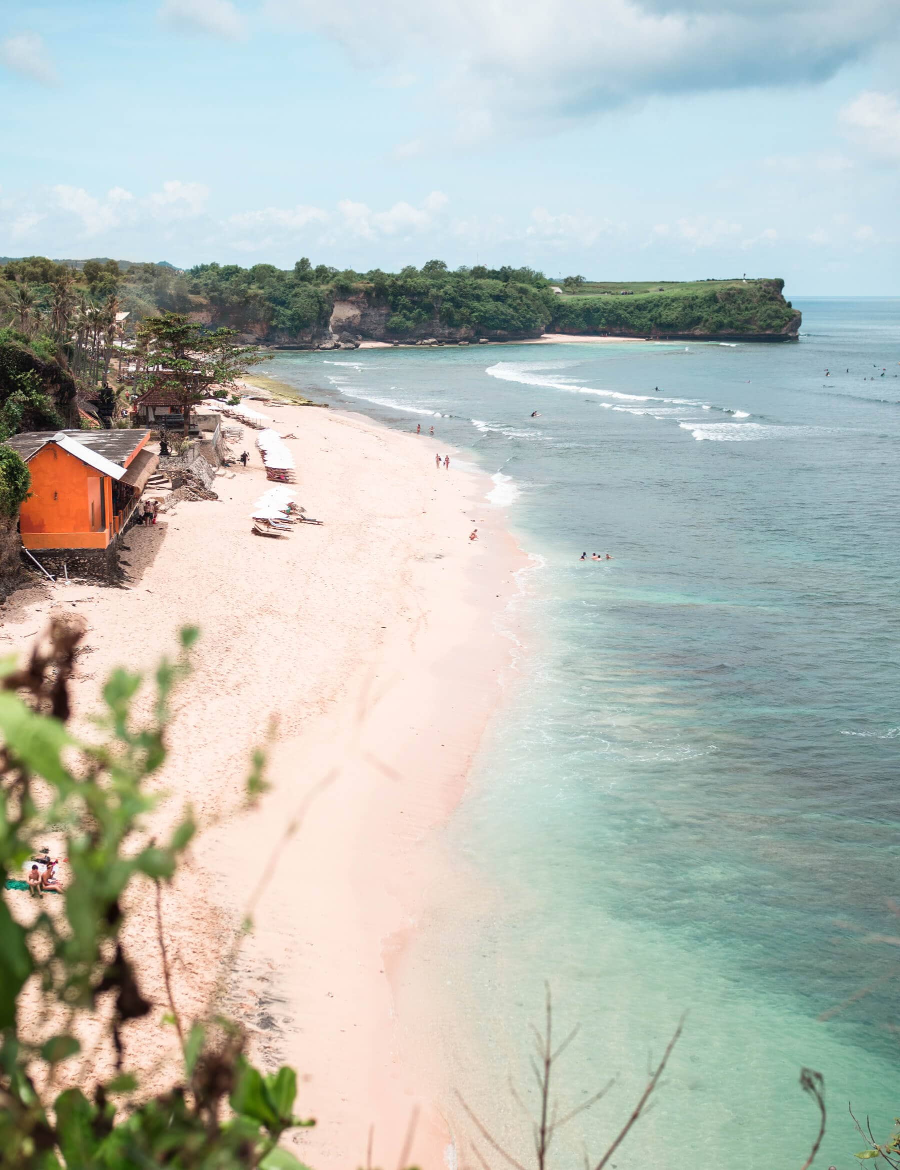 Where to stay in Bali: A complete guide to the different areas on the island - Balangan Beach Viewpoint