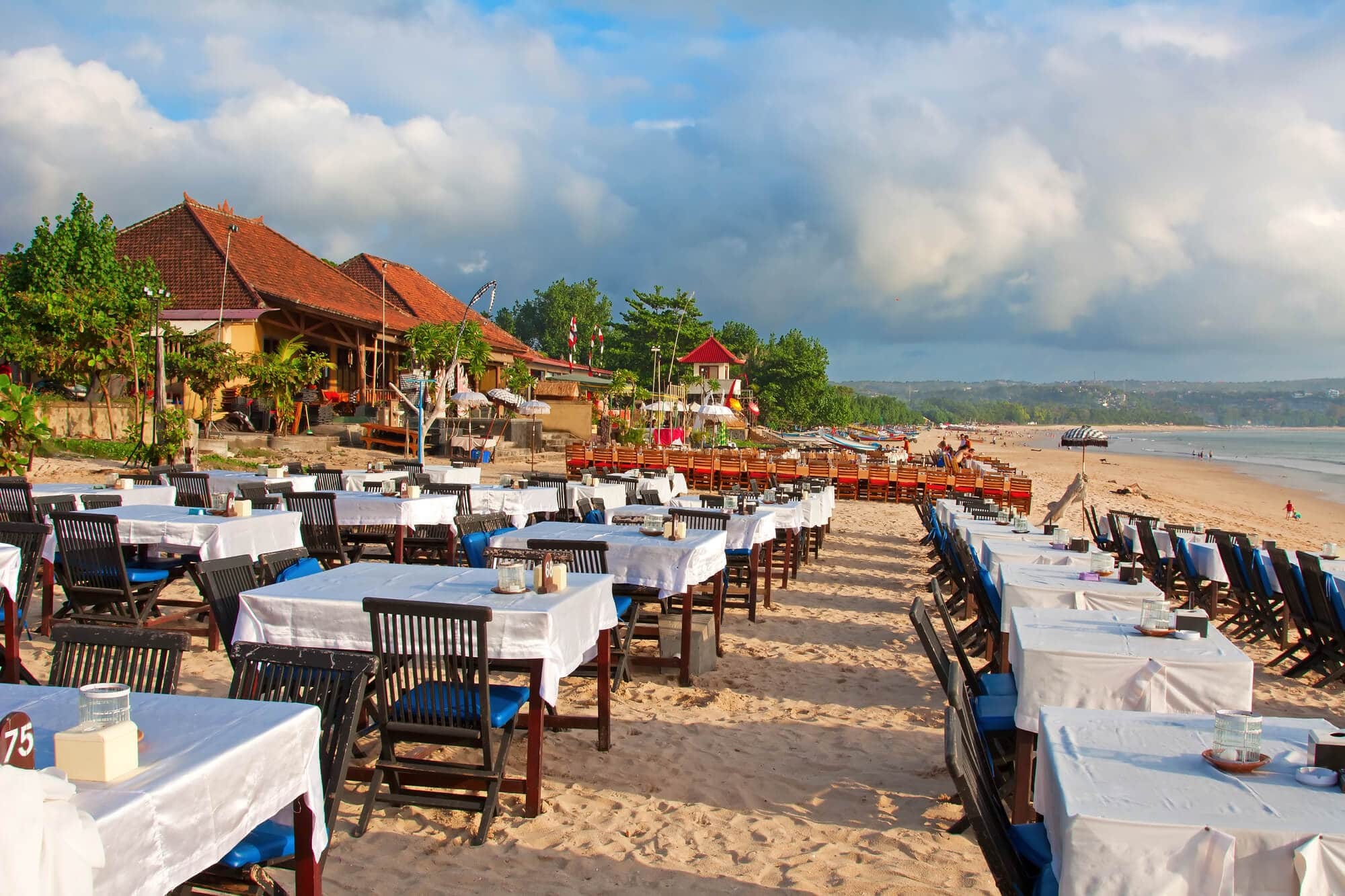Where To Stay Bali Jimbaran Beach Sunshine Seeker