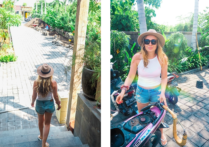 Girl travel Canggu Guide
