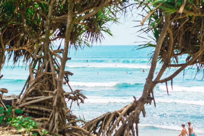 Surfers Canggu Beach Bali Guide