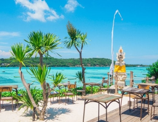Le Pirate Beach Club Nusa Ceningan, Bali