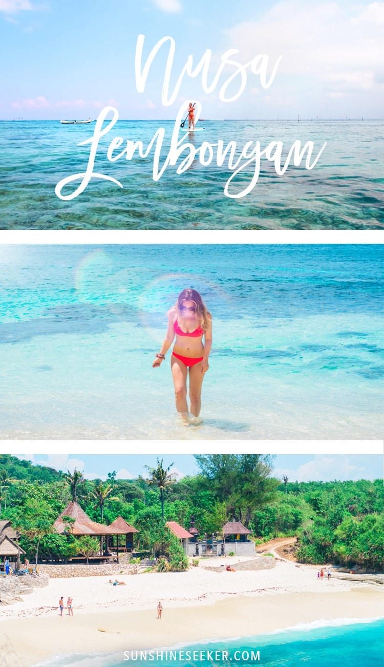 Your guide to the paradise island of Nusa Lembongan, Indonesia