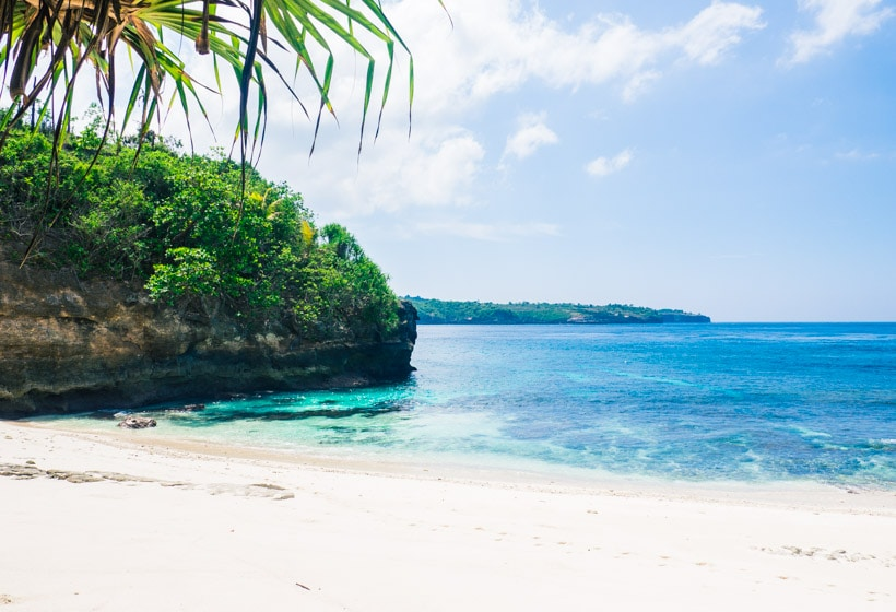 Secret Beach Nusa Ceningan, Bali