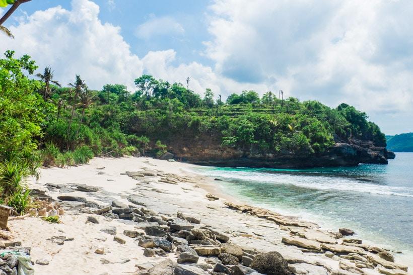 Secret Beach Nusa Ceningan