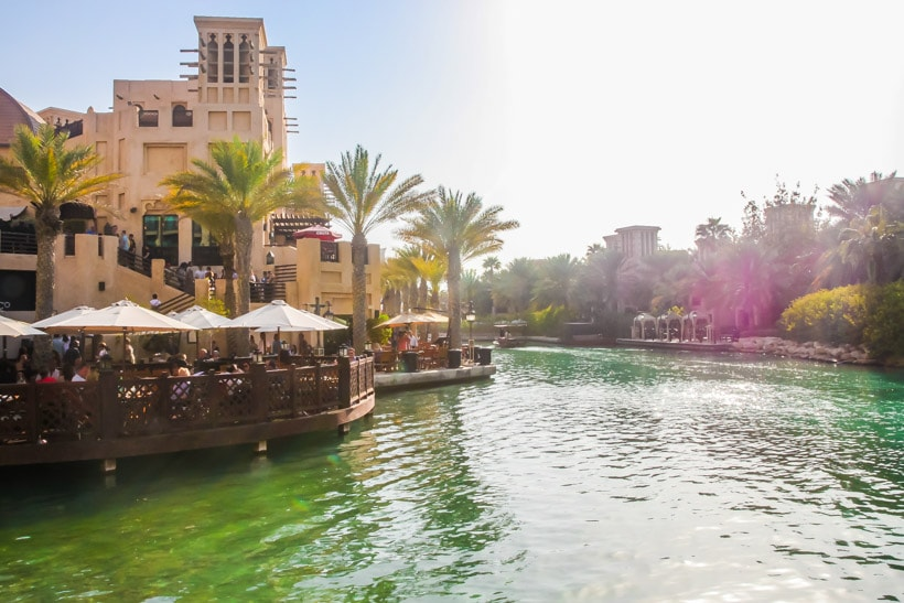 Souk Madinat Jumeirah Dubai Attraction