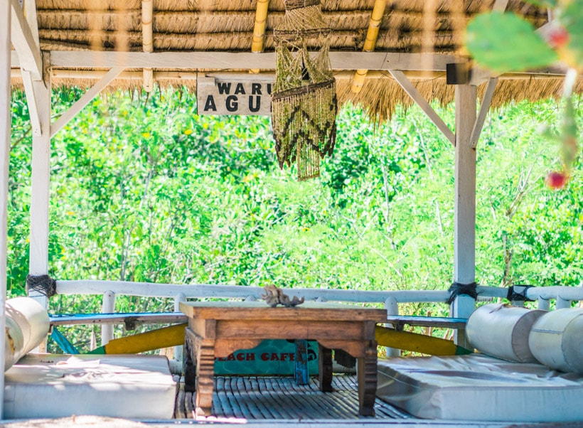 Warung Agung Mangrove Forest Nusa Lembongan, Paradise
