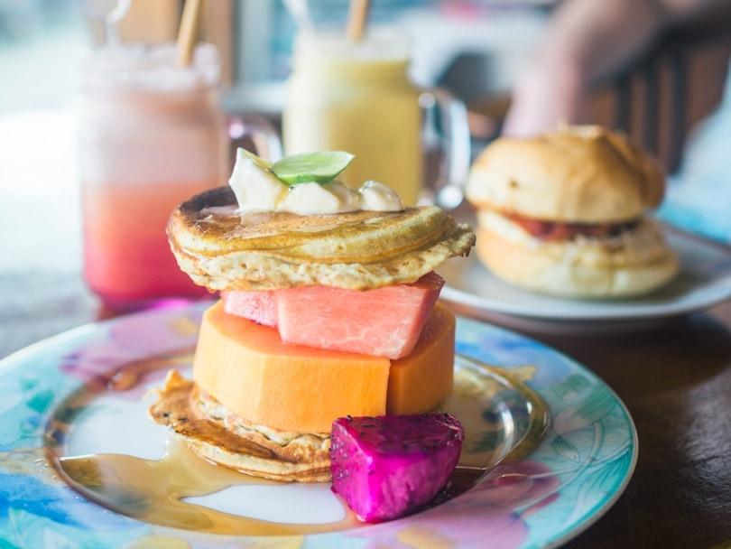Nusa Lembongan Restaurant Guide B'Fresh Breakfast