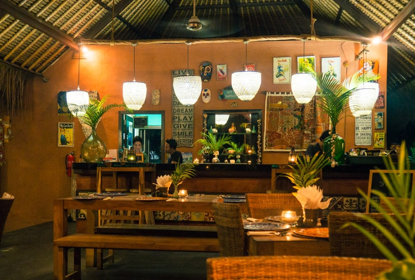 Tigerlillys, Nusa Lembongan Restaurant Guide Top 10