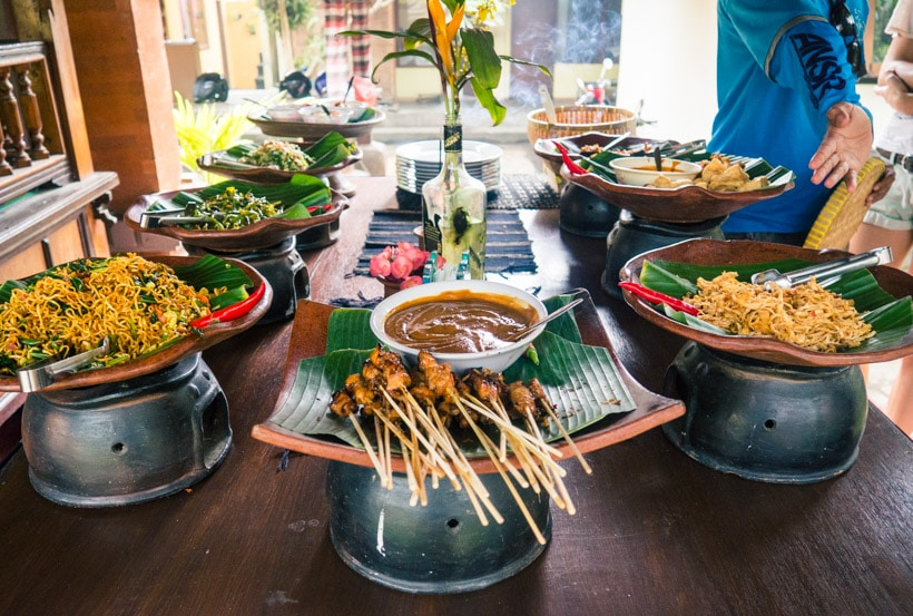 Indonesian cooking class - A first timer's guide to Ubud