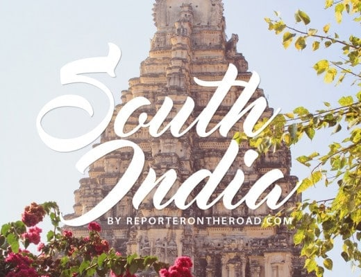 A guide to South India