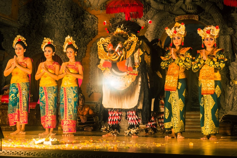 Ubud traditional dance - A first timer's guide to Ubud