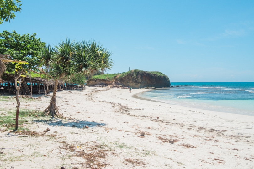 Tanjung Aan Beach - The best beach in Lombok