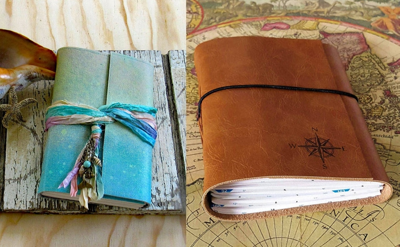 10 gift ideas for travel girls - Travel journal