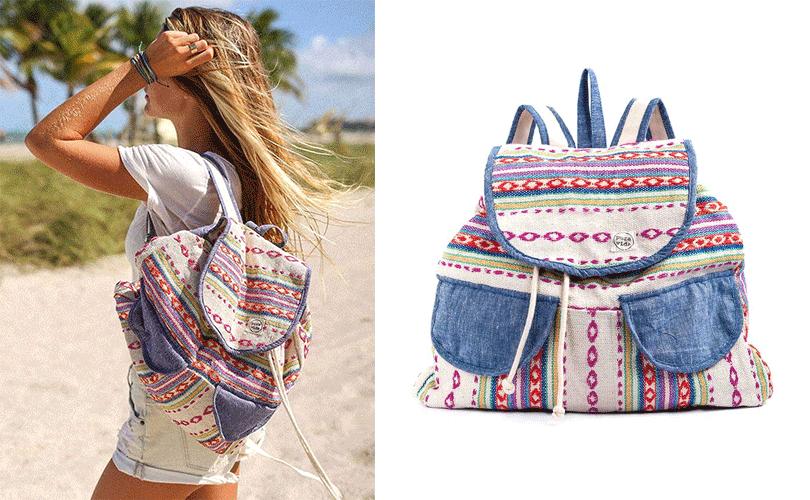 10 gift ideas for travel girls - Wanderer backpack Pura Wida