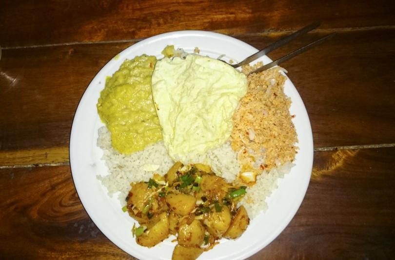 The best Arugam Bay restaurants & hotels - Blue Ocean restaurant Sri Lanka