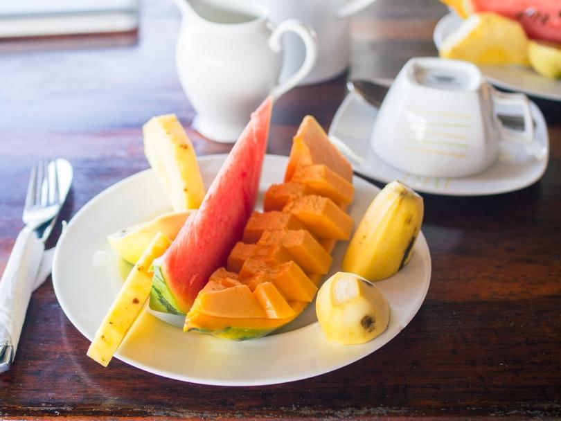 Talalla Beach, Sri Lanka - Hotel Panorama breakfast