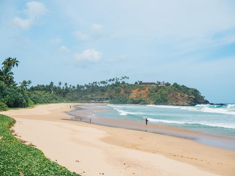 Talalla Beach, Sri Lanka - Hotel Panorama