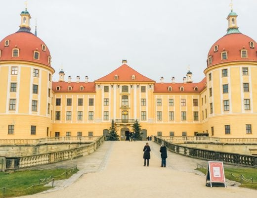 Three wishes for Cinderella - Moritzburg Castle Germany