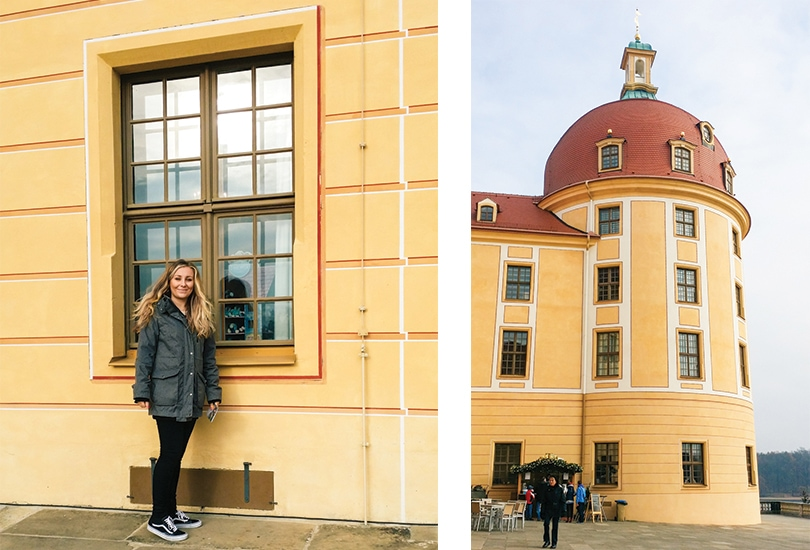 Three wishes for Cinderella - Moritzburg Castle Germany