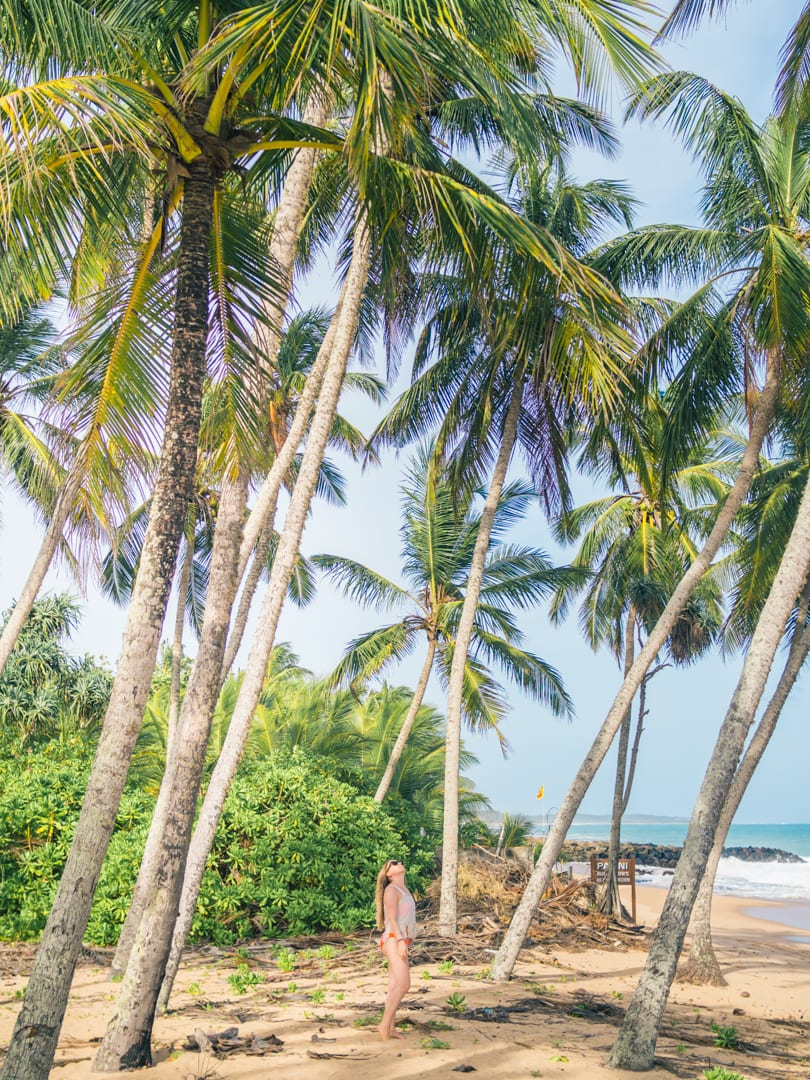 Tangalle beach, Sri Lanka - One of the most beautiful beaches on the island