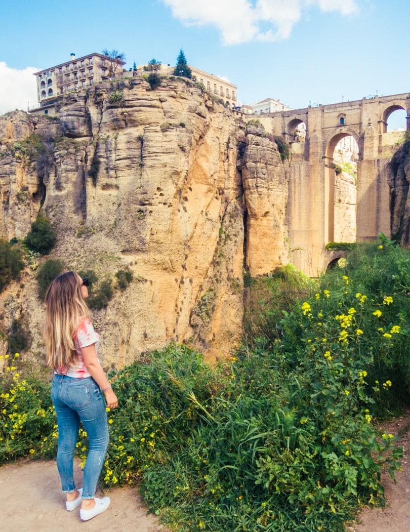 Favorite travel photos of 2016 - Ronda, Spain