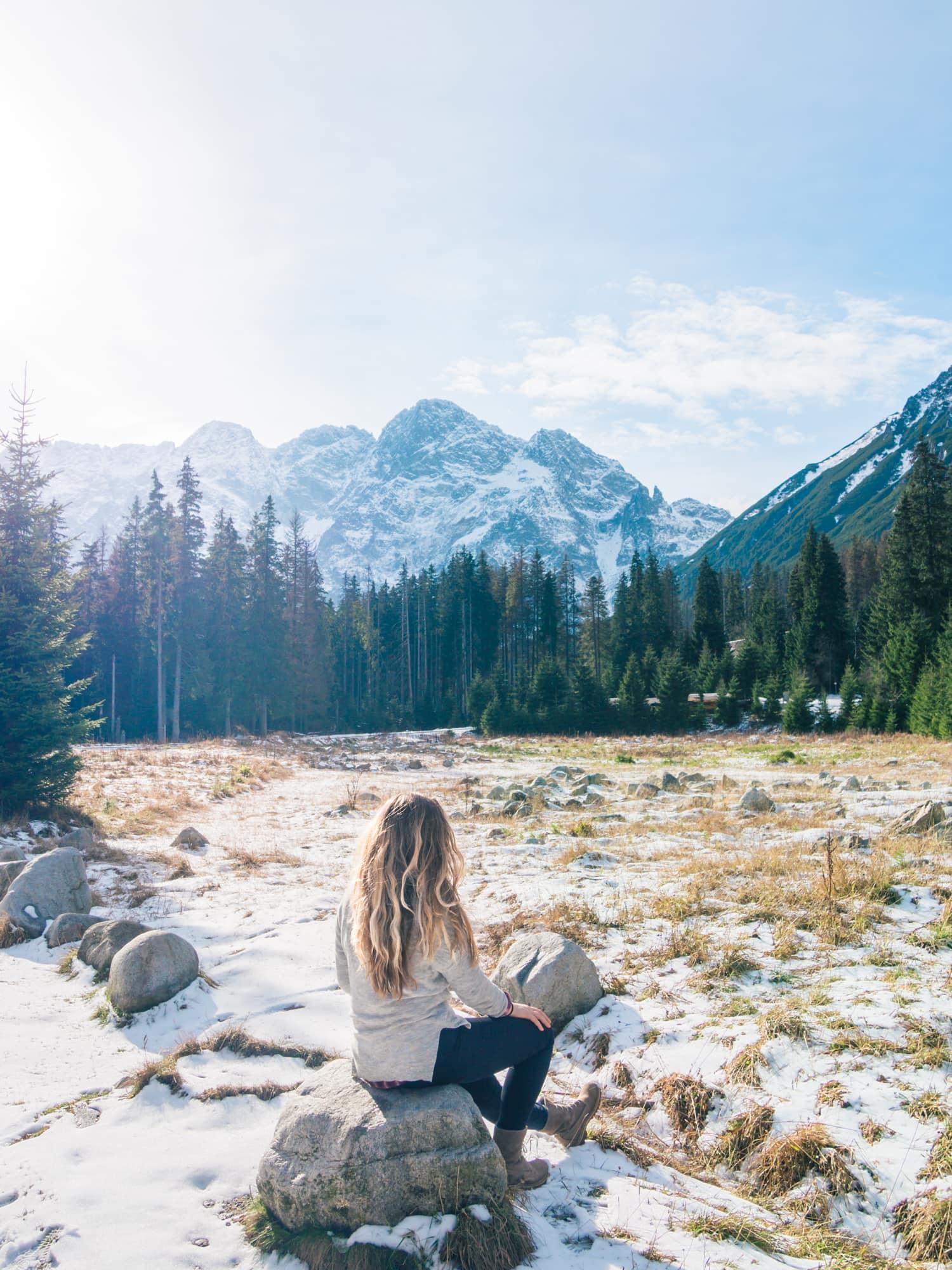 Favorite travel photos of 2016 - High Tatra Mountains, Poland