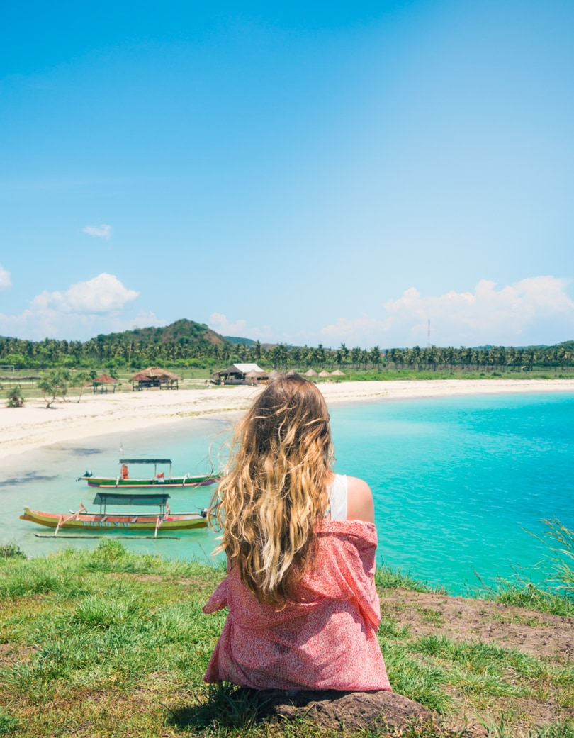 Favorite travel photos of 2016 - Tanjung Aan, Lombok, Indonesia