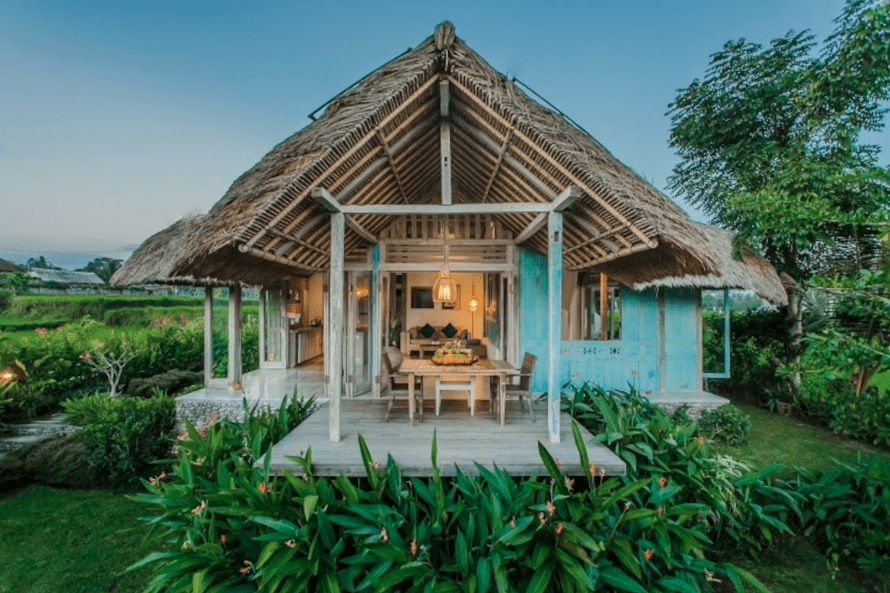7 unique and affordable Bali airbnbs - Ubud