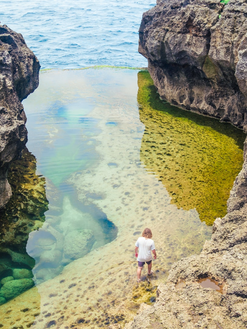 Nusa Penida visual travel guide - Indonesia beyond Bali