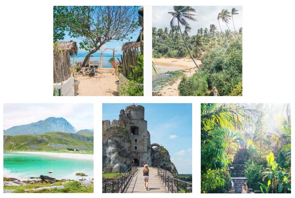 Sunshine Seeker Travel Blog - Social Media Takeover