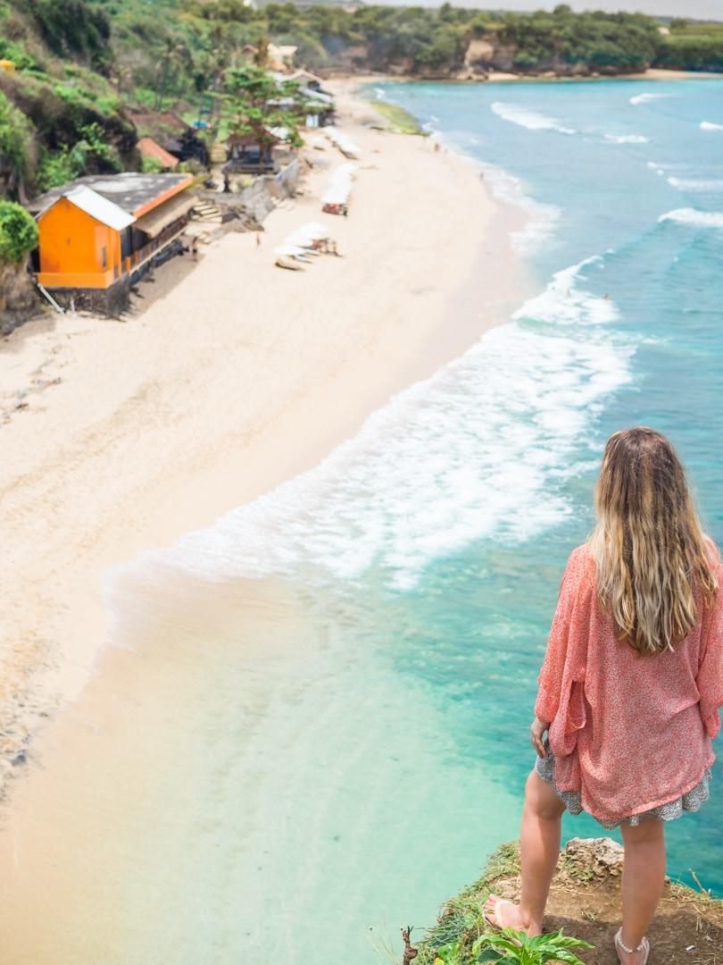 the top 5 best beaches in bali sunshine seeker