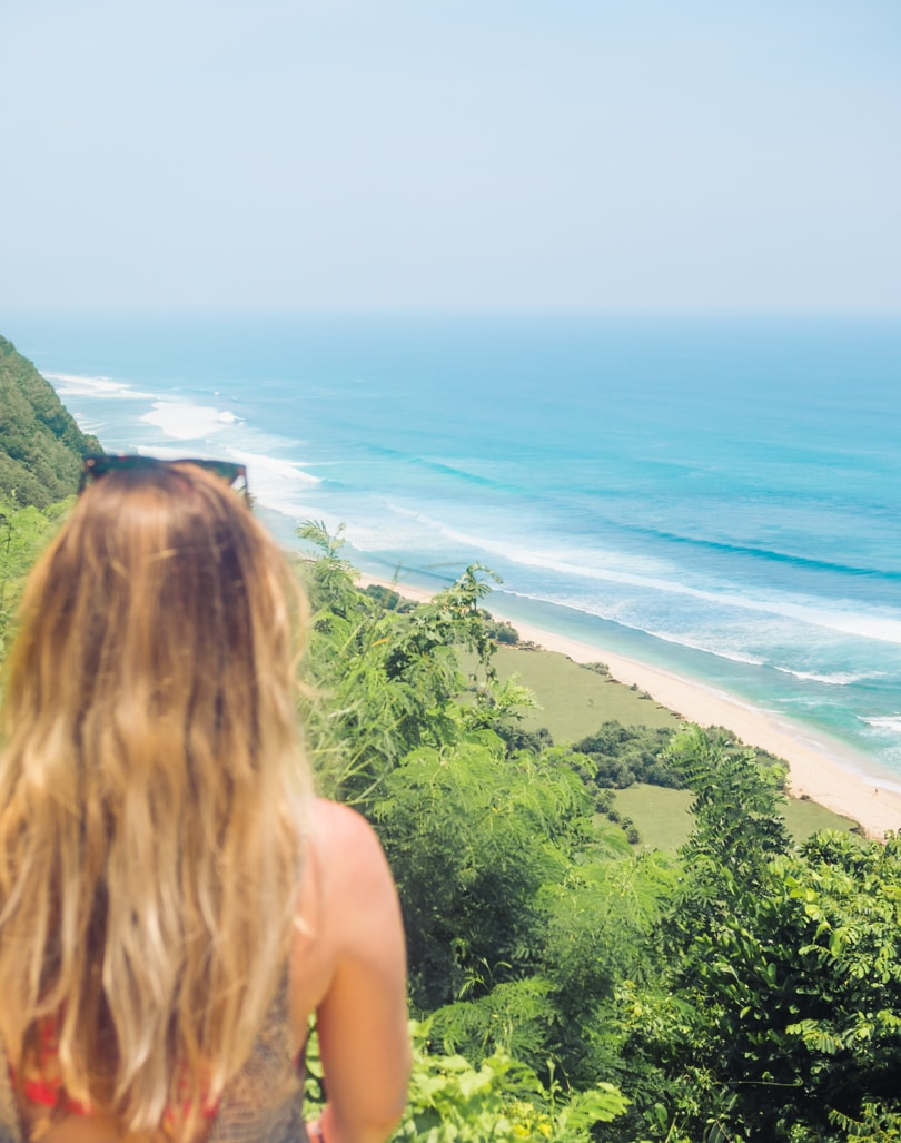 How to find Nyang Nyang Beach - A hidden beach paradise in Uluwatu, Bali