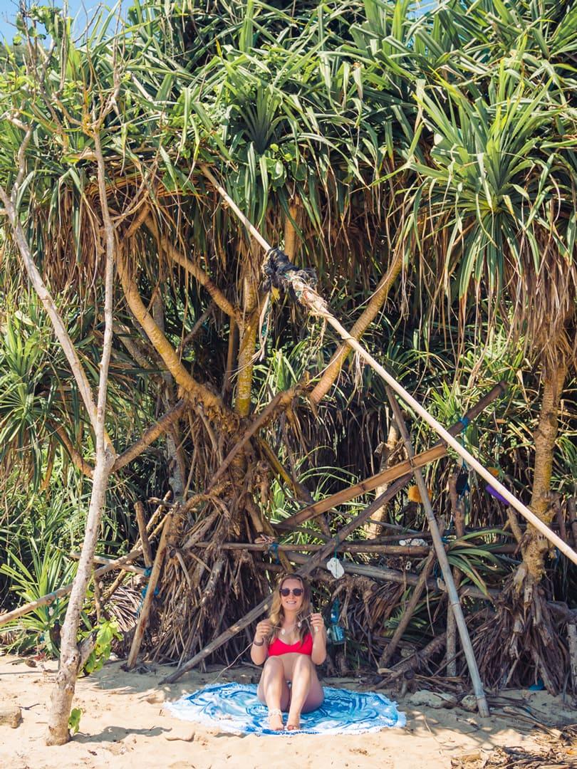 Top 5 best beaches in Bali, Indonesia - Nyang Nyang Beach