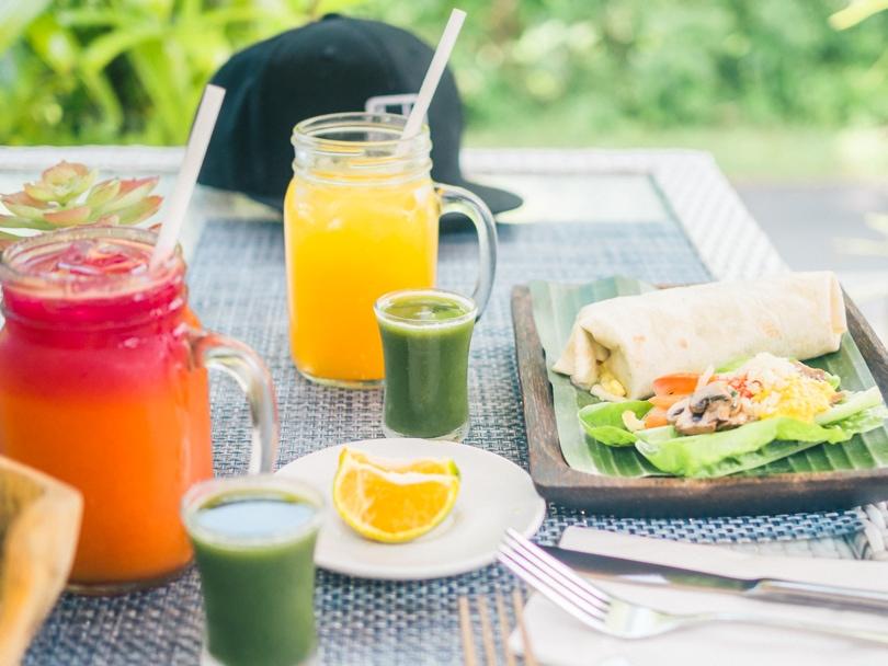 The best Bali restaurants- Buddha Soul Padang Padang, healthy food