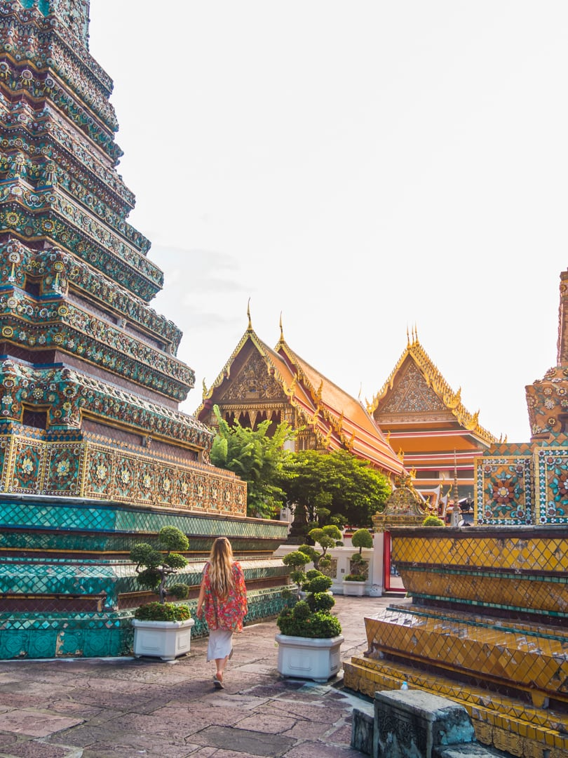 20 sights & attractions not to miss in Bangkok, Thailand - Wat Pho