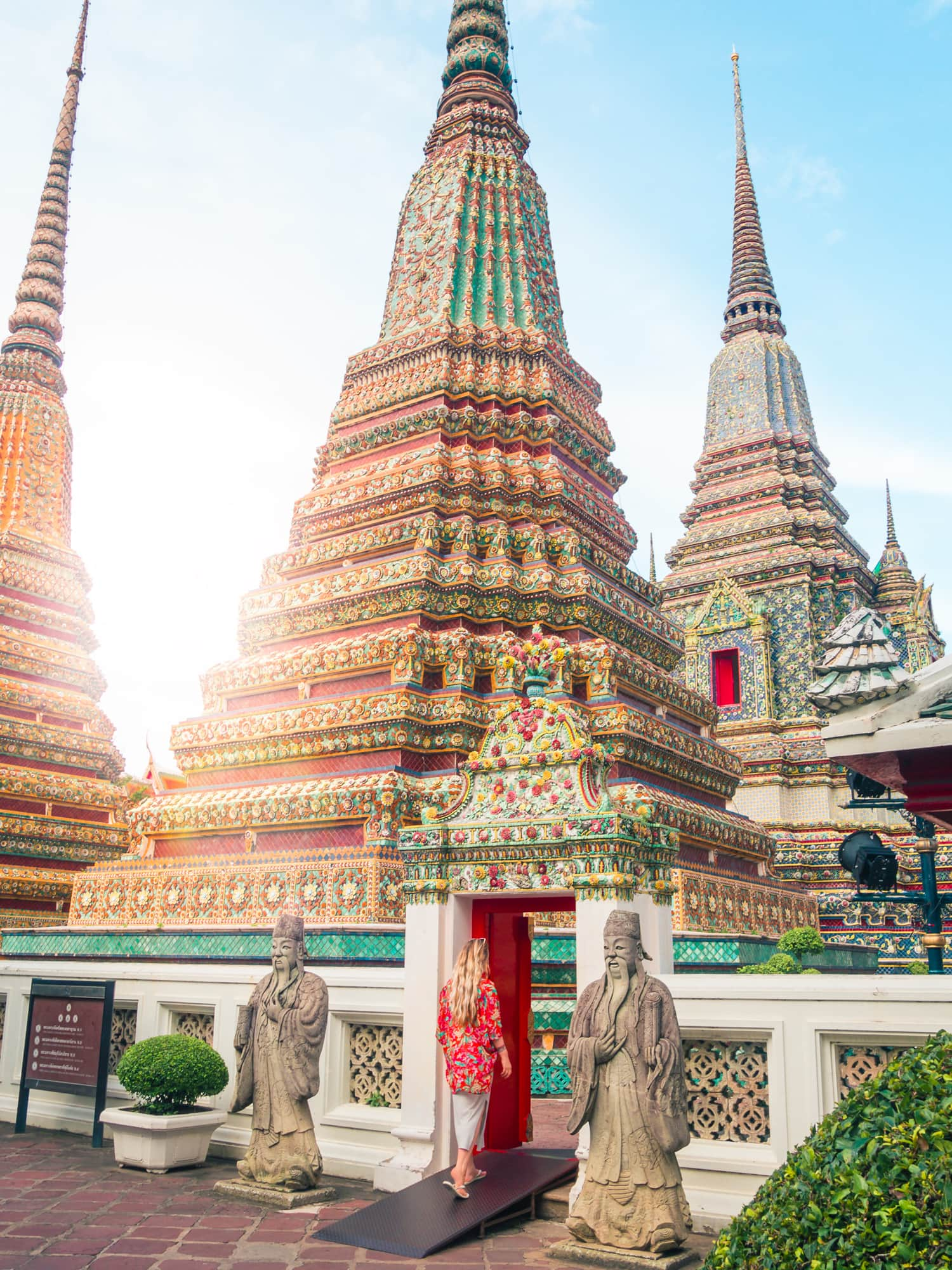 Top 20 sights & attractions in Bangkok - Wat Pho