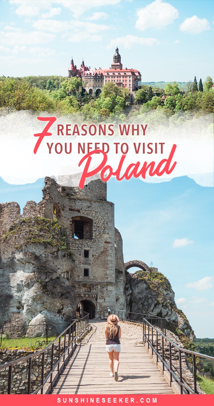 7 reasons why you need to visit Poland now - Castless