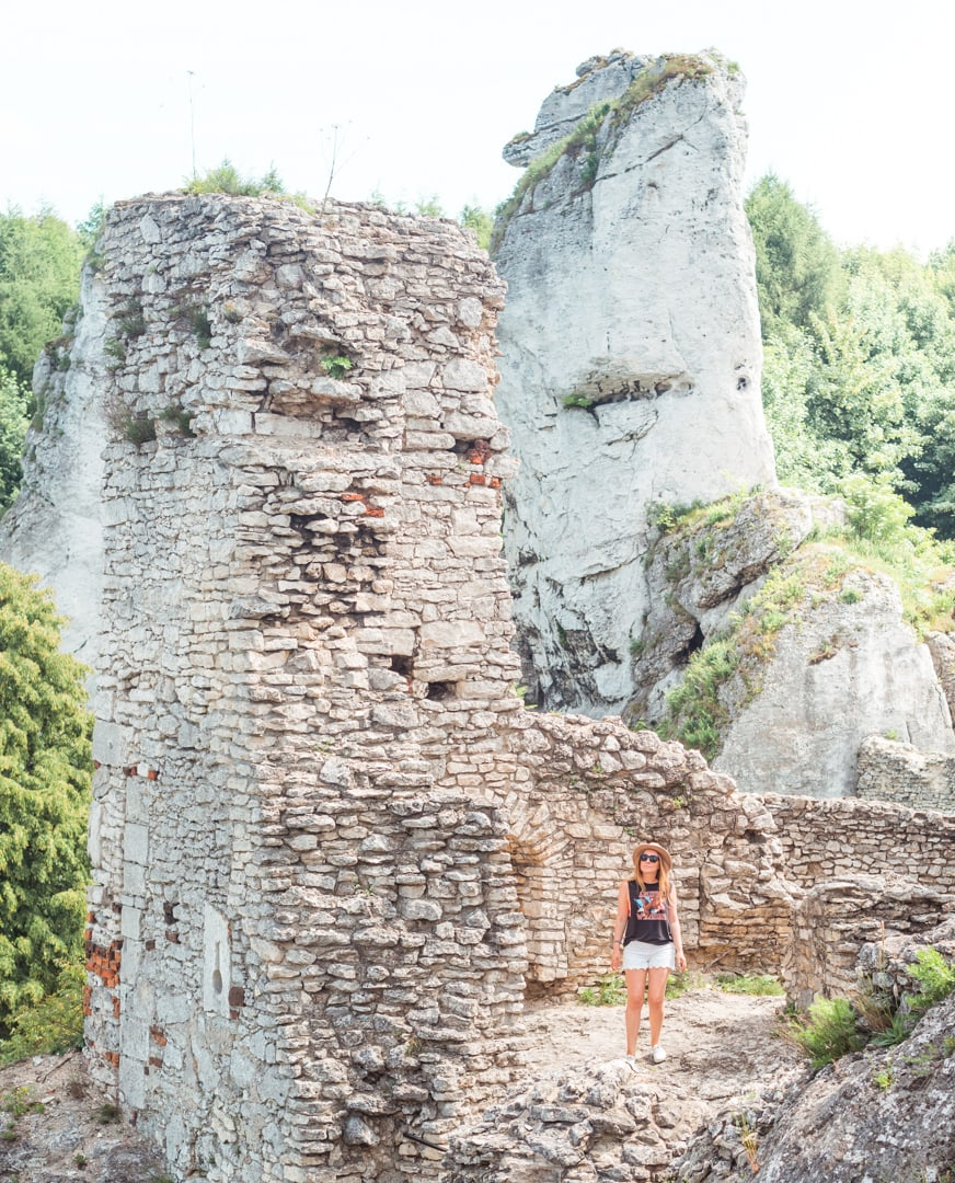 7 reasons why you need to visit Poland now - Ogrodzieniec Castle