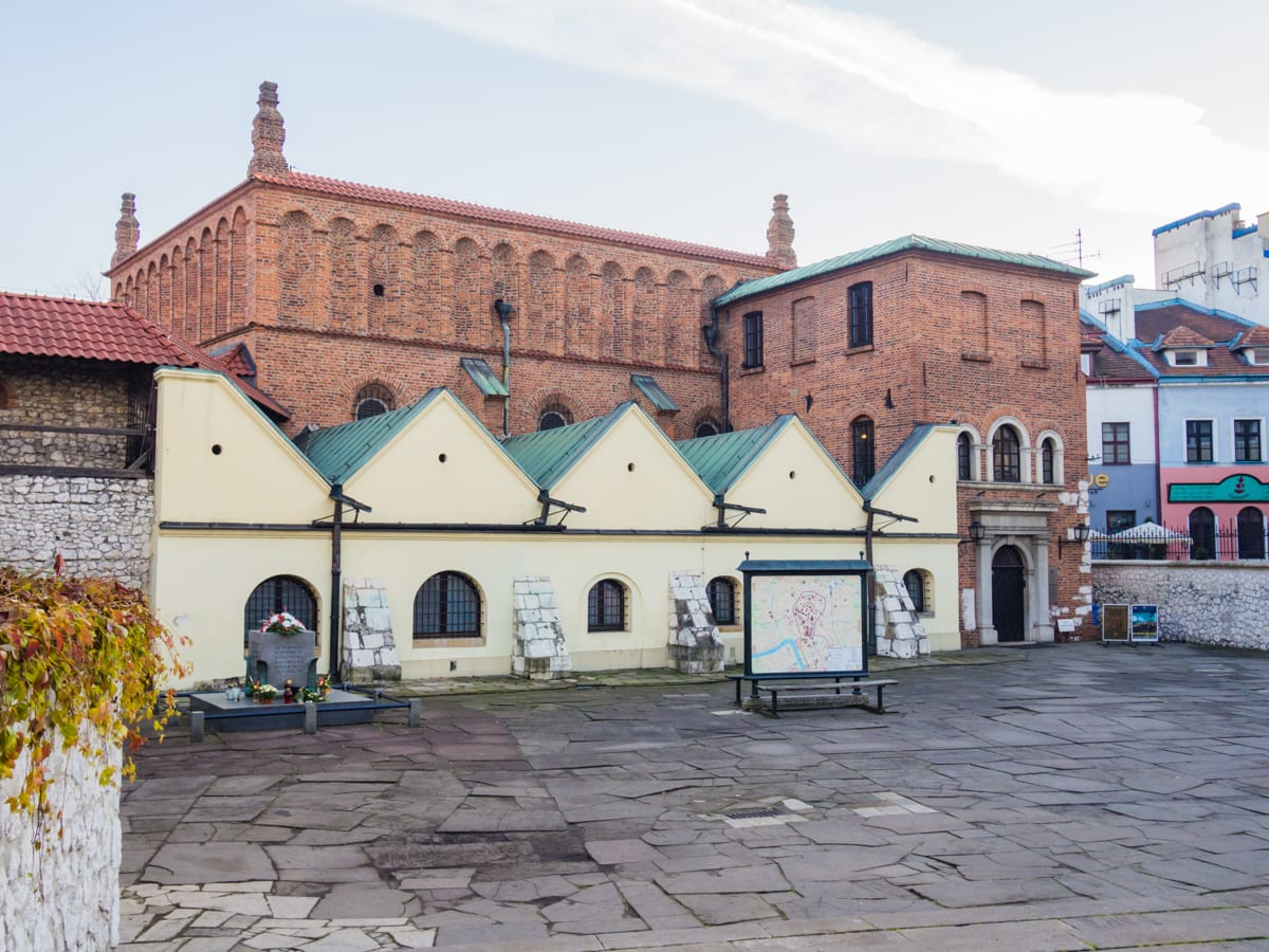 7 reasons why you need to visit Poland now - Old Synagogue Kazimierz Kraków
