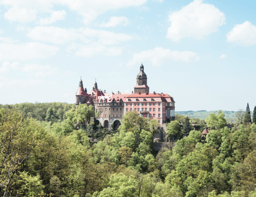 7 reasons why you need to visit Poland now - Książ Castle