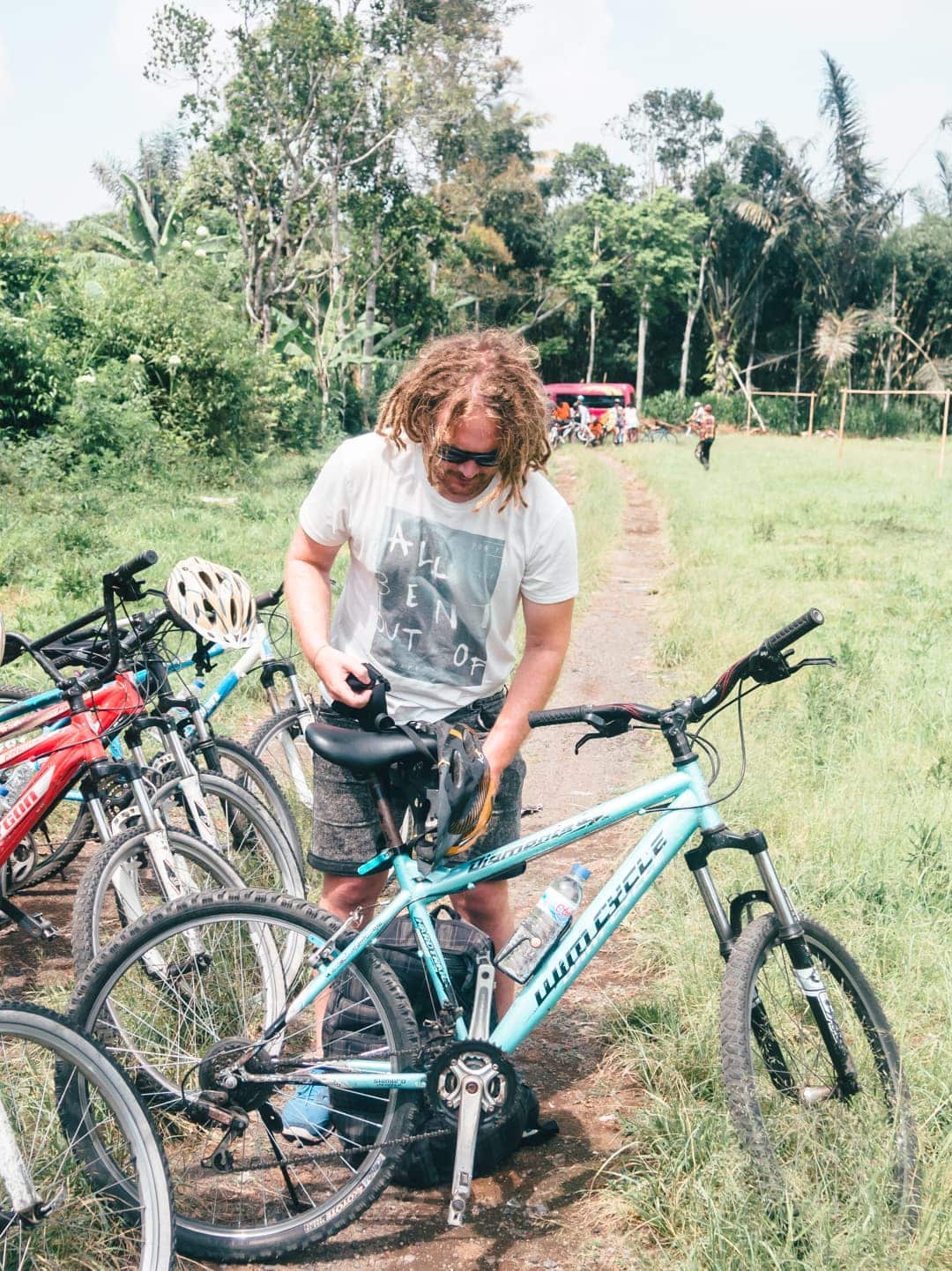 A review of Jegeg Bike Tour in Ubud - The best Bali experience