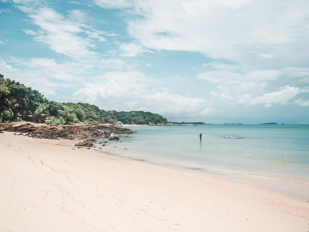 Koh Samet, Thailand - Ao Lung Dum Beach