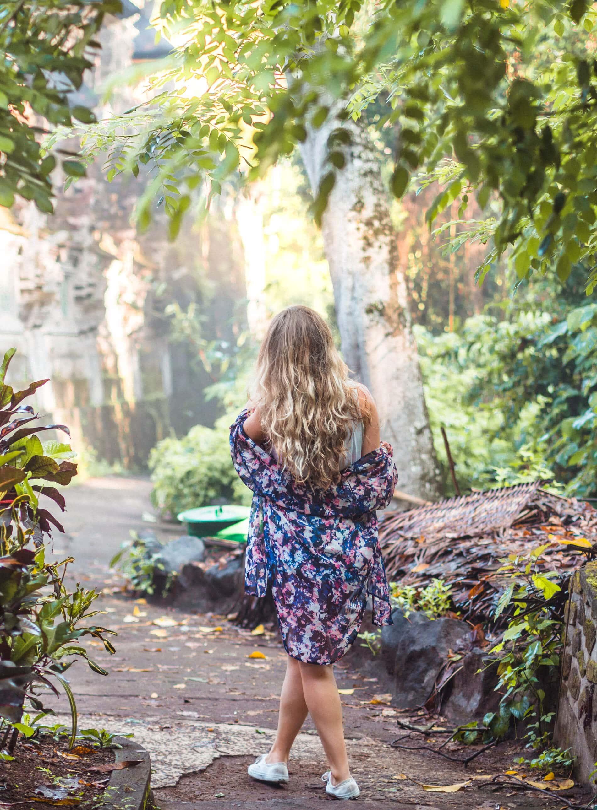 Campuhan Ridge Walk in Ubud - The ultimate Bali Bucket List 2018