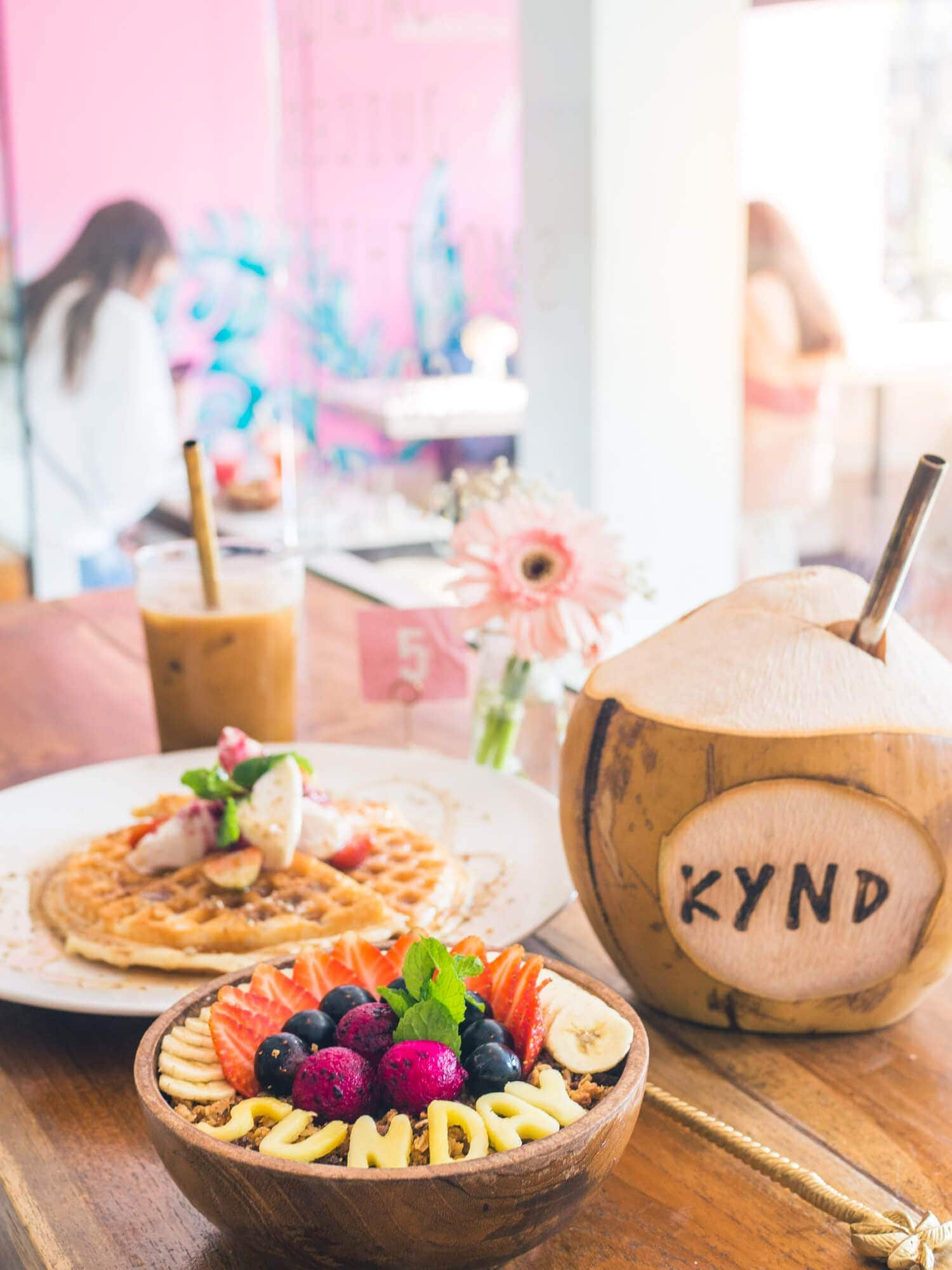 Kynd Community Café in Seminyak is the most Instagrammable restaurant in Bali - The ultimate Bali Bucket List 2018