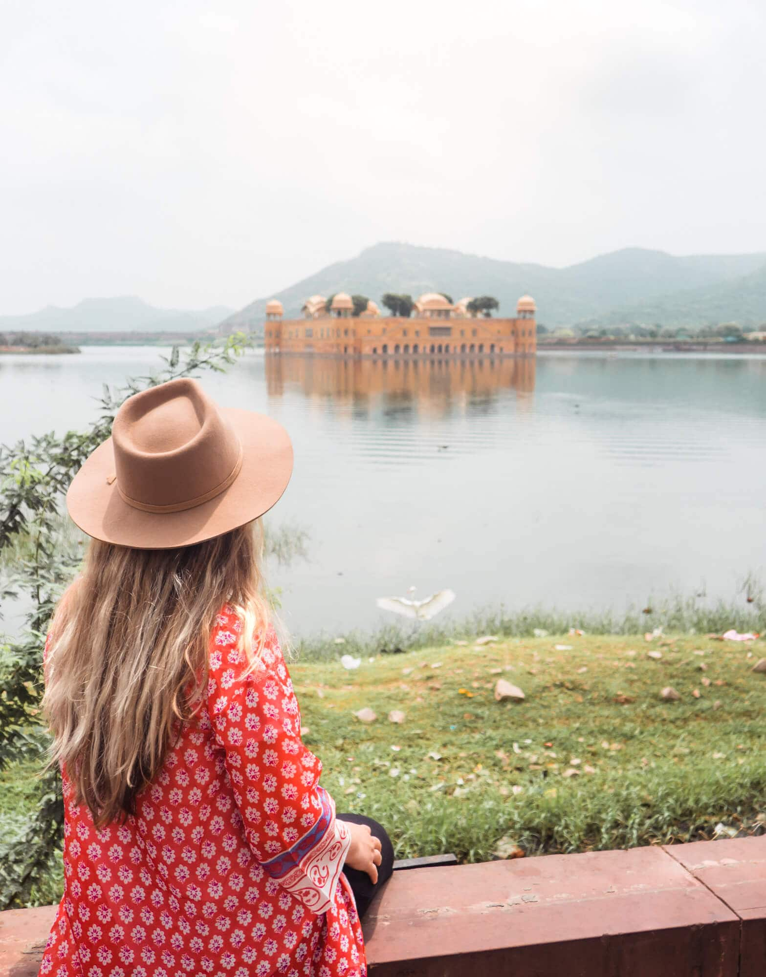 How to spend 2 days in Jaipur - Jal Mahal (Water Palace)