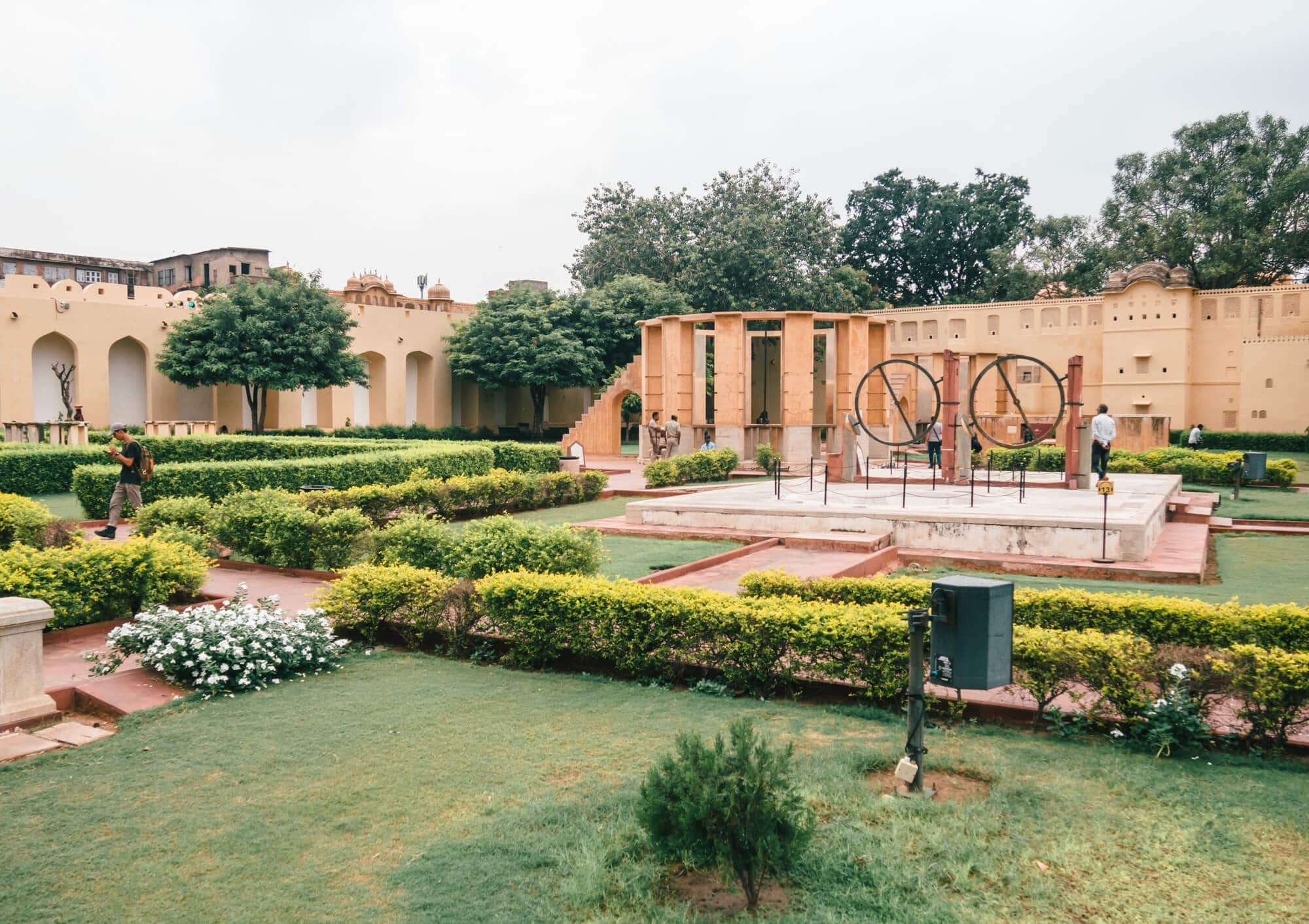 How to spend 2 days in Jaipur, India - UNESCO World Heritage Site Jantar Mantar